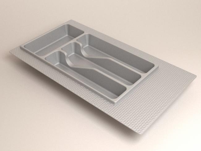 Лоток для столовых приборов 269*490 (300 мм). Короб: Объем - 0,056 куба, вес - 9 кг.